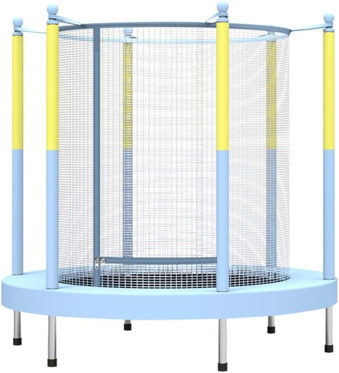 LBYMYB trampolín para niños para Interior y Exterior con Red de ...