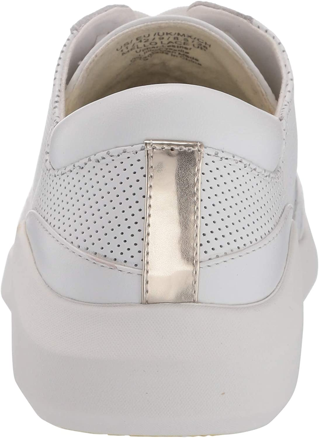 Kenneth Cole New York Women's Lace Up Sneaker White