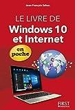 Le Livre de Windows 10 et Internet en Poche