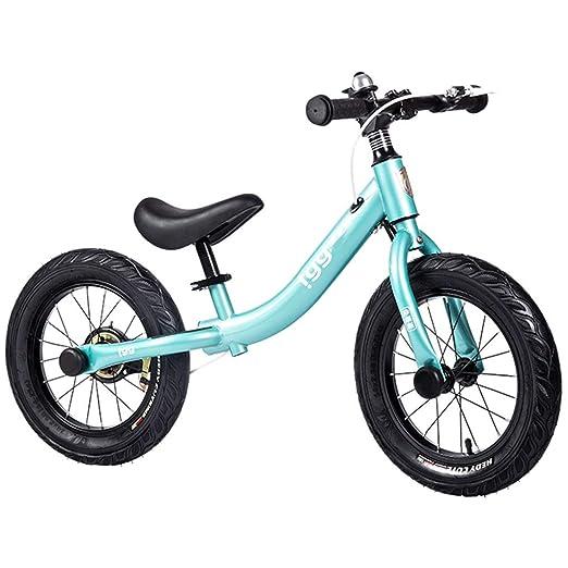 Bicicleta sin pedales Bici Balance Bike 7 8 años - Bicicleta de ...