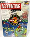 GT Personal Accounting For Windows / My First World Atlas (2 Pak)