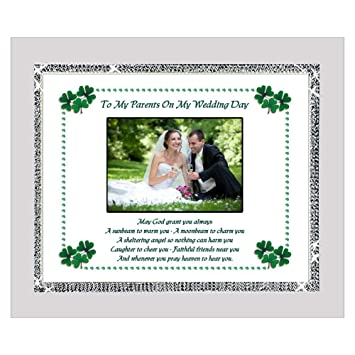 Amazon Poetry Gifts Wedding Gift For Bride Or Groom Parents