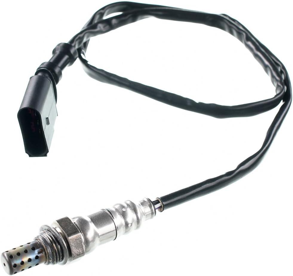 A-Premium O2 Oxygen Sensor Compatible with Porsche Cayenne 2003-2006 Audi A4 A6 TT Quattro Volkswagen Passat Phaeton Touareg 2-PC Set
