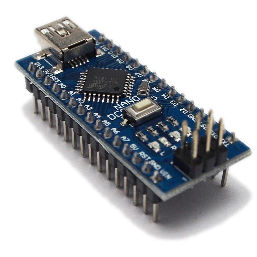 Sóng Arduino Nano V3.0 Tương Thích Mục DCCduino Mini USB