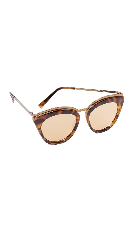 b40fa667ea2a Amazon.com  Le Specs Women s Eye Slay Sunglasses