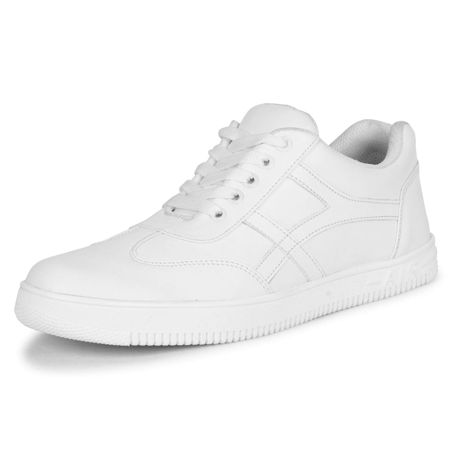 Kraasa Young Choice Sneakers for Men White UK 10 (B082MHMPRL) Amazon Price History, Amazon Price Tracker