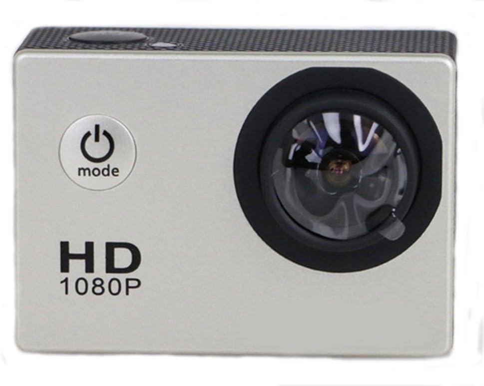iTecoSky 1080P Full HD Action Camera Sport Camera Sports Cam SJ4000 30M Waterproof Outdoor Mini Helmet Action Camera Diving Recorder Sports Action Camera Cam Camcorder DVR DV