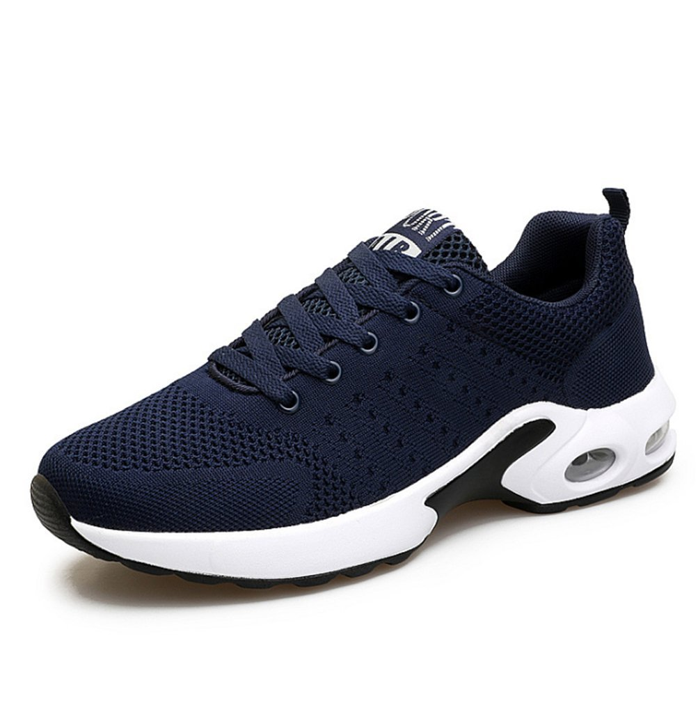 Scennek Casual Casual Sports Shoes Men's Running Walking Breathable Shoes B07CL7ZPYQ 6.5M(MALE)|Blue