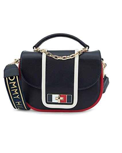 9220ccca8 Tommy Hilfiger Accessories Leather Medium Crossbody Bag One Size ...