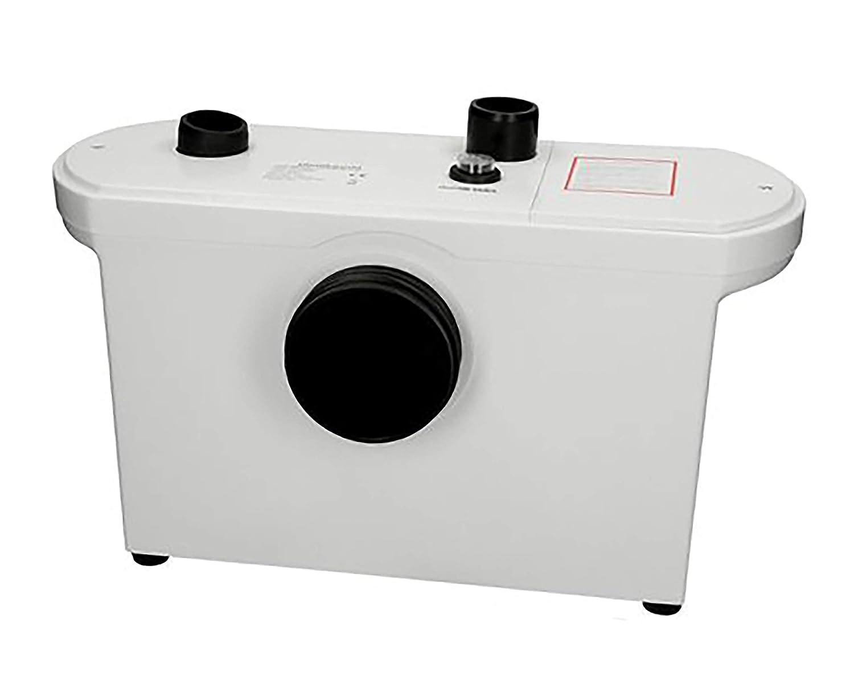 Macerator Bomba Sanitaria P100 Plus/® 600 W para desag/üe de Lavabo de Ducha 3 en 1