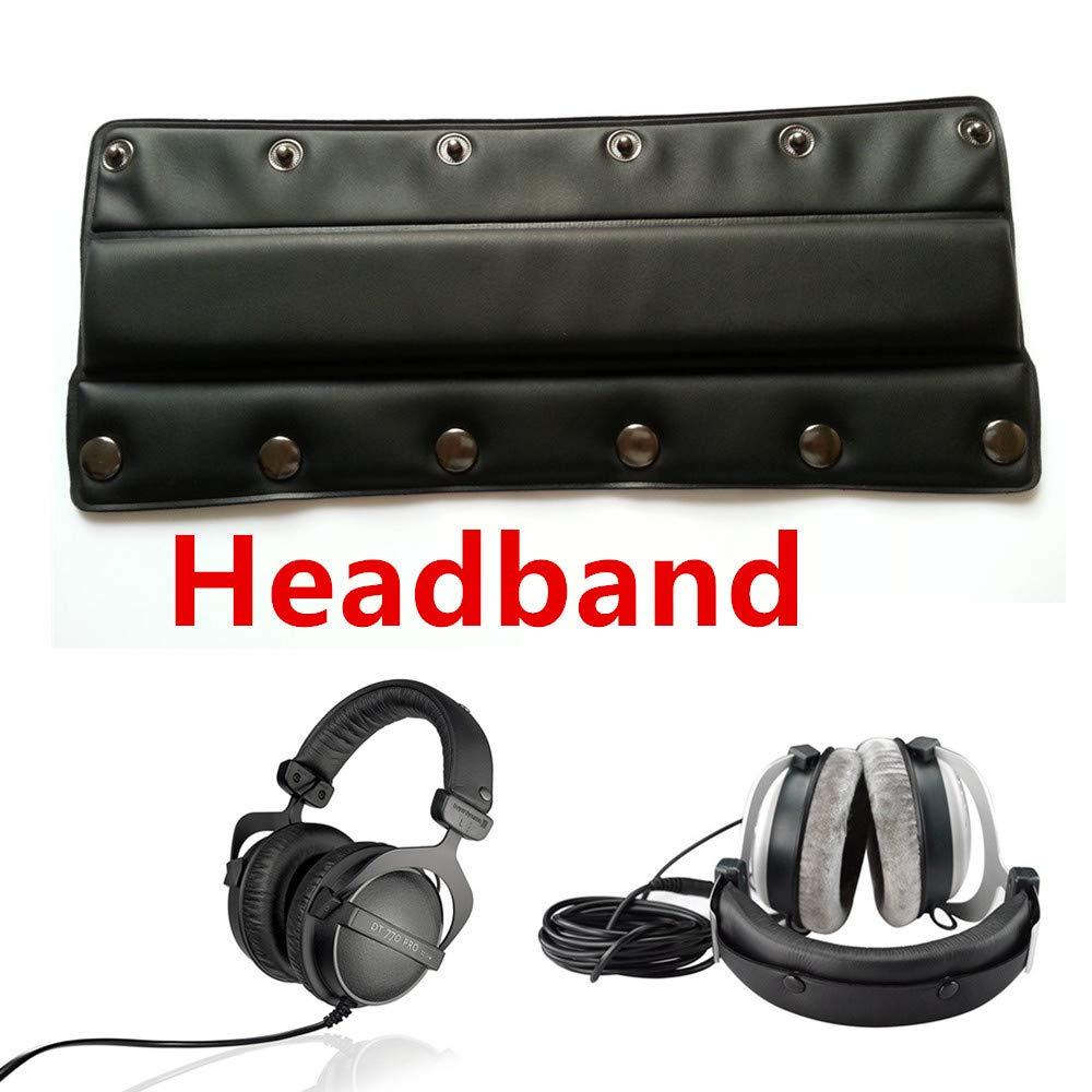 misodiko Ersatz-Kopfband f/ür Beyerdynamic DT 770 880 990 PRO//Sennheiser HD//ATH-M50// Grado SR60 SR225// Sony MDR-V6// SHURE SRH 840 440 Kopfh/örer SR125 SR80