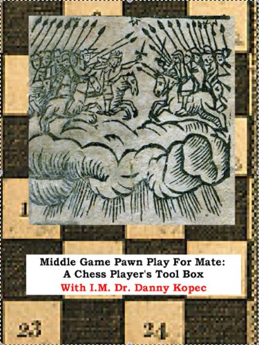 Price comparison product image Middlegame Pawn Play for Mate: A Chess Player's Tool Box ,  Vol 1