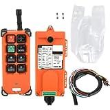 Industrial Remote Control Transmitter,F21-E1B 380V Industrial Radio Wireless Remote Control Electric Hoist Remote…