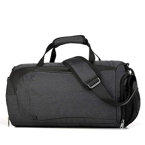 Amazon Com Hwx Mens Holdall Gym Bag Sports Duffel Bag Leisure