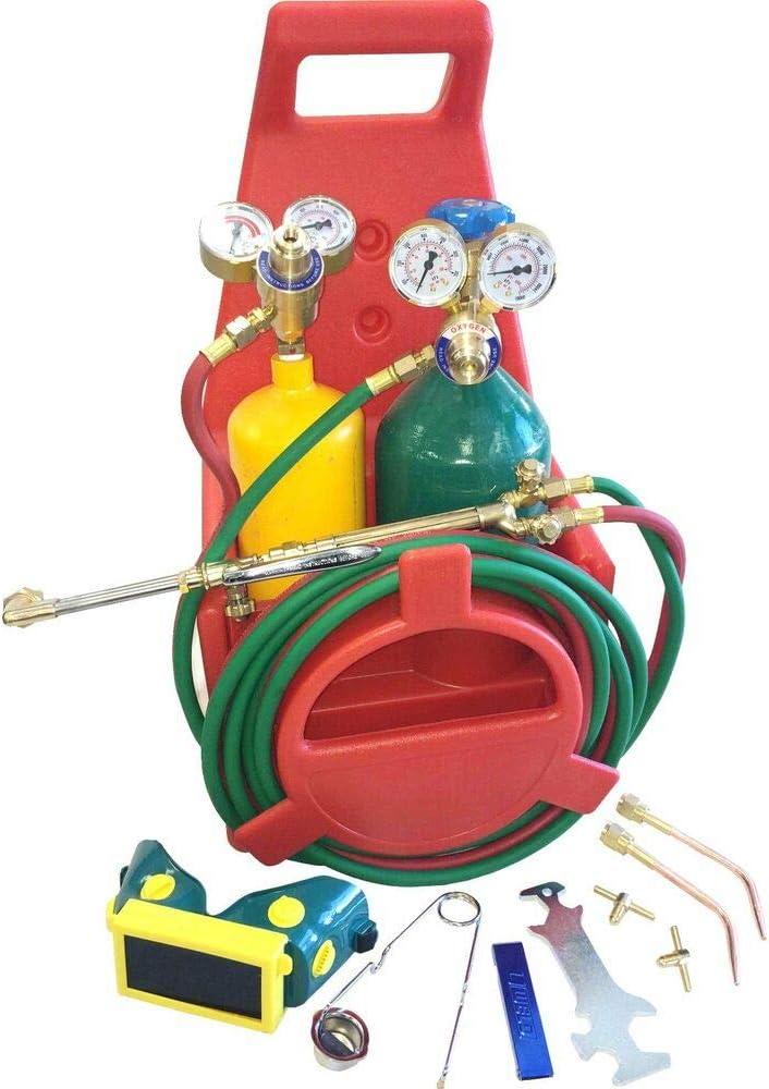 New VICTOR Type Gas Welding /& Cutting Kit Oxygen Torch Acetylene Welder Tool