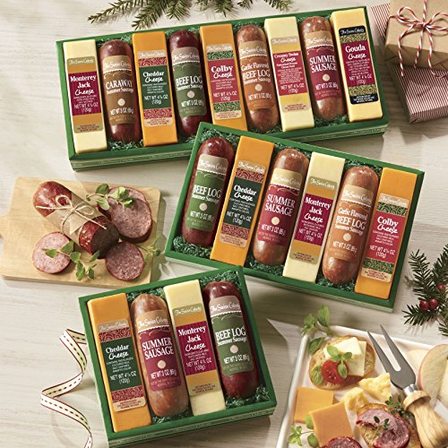 6-Piece-Sausages-n-Cheese-Bars-from-The-Swiss-Colony