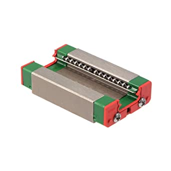 MGN12H Steel Slide Block Carriage Unit for MGN12 12mm Linear Guide Rail CNC XYZ Machine