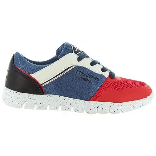 Lois Jeans Zapatillas Deporte 83724 para Niño y Niña y Mujer: Amazon.es: Zapatos y complementos