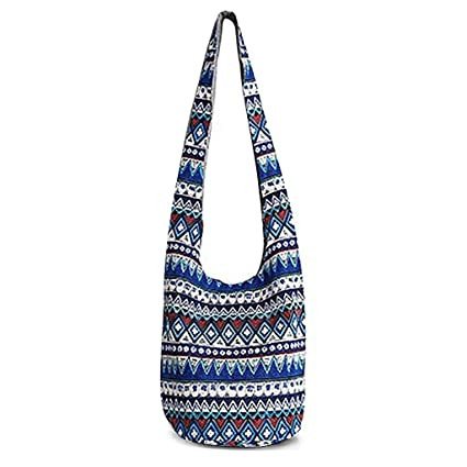 Amazon.com: Shoresu Women Hippie Shoulder
