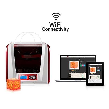 XYZ Printing Impresora 3D da Vinci Jr. 2.0 Mix, doble alimentación ...