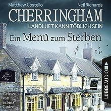 Ein Menü zum Sterben (Cherringham - Landluft kann tödlich sein 28) Hörbuch von Matthew Costello, Neil Richards Gesprochen von: Sabina Godec