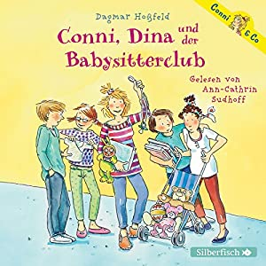 Conni, Dina und der Babysitterclub (Conni & Co 12) Audiobook