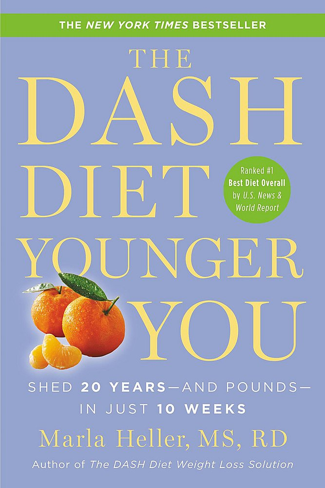 DASH Diet Younger Years Pounds product image