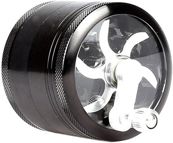 Hosaire Grinder Molinillo Manual con Manivela de Aluminio ...