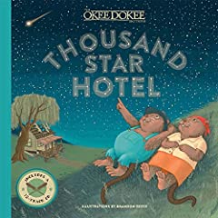 "The Grammy®-winning Okee Dokee Brothers create a fanciful story—inspired by the folktale ""The Fisherman and His Wife""—about the things we wish for . . . and the things we really need. I'm sleepin' in a thousand star hotel. Gold leaf pi..."