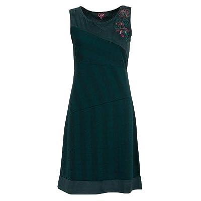 Ärmelloses Kleid sehr schick und warm