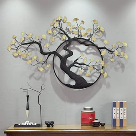 Ltlh Metal Wall Decor Abstract Silver Sculpture Metal Wall Decor 3d Wall Art For Modern And Contemporary Decor 52 32inch Amazon Co Uk Sports Outdoors