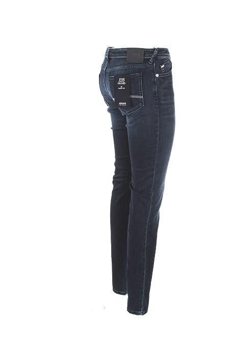Armani Pantalones Vaqueros Jeans Denim 27 6y5j28 5d25z Otoño ...