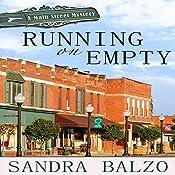 Running on Empty: Main Street Mystery, Book 1 | Sandra Balzo