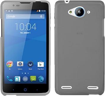 Tumundosmartphone Funda Gel TPU para ZTE Blade L3 Plus Color Negra: Amazon.es: Electrónica
