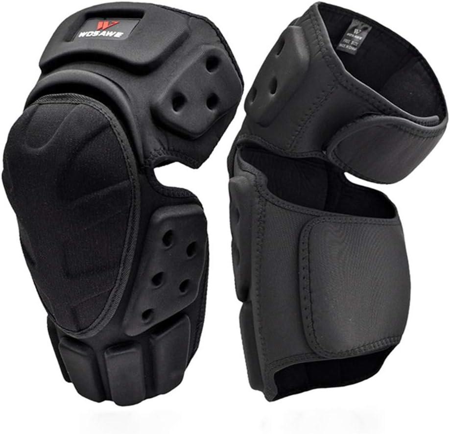 Acolchado Codo Ayuda del Codo Guardia Body Armor para Mountain Bike monopat/ín Motocicleta del esqu/í Fuera de la Carretera Deportes Extremos MLSice Coderas de protecci/ón 1 par de Edad