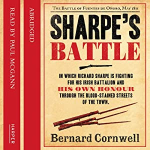 Sharpe's Battle Audiobook