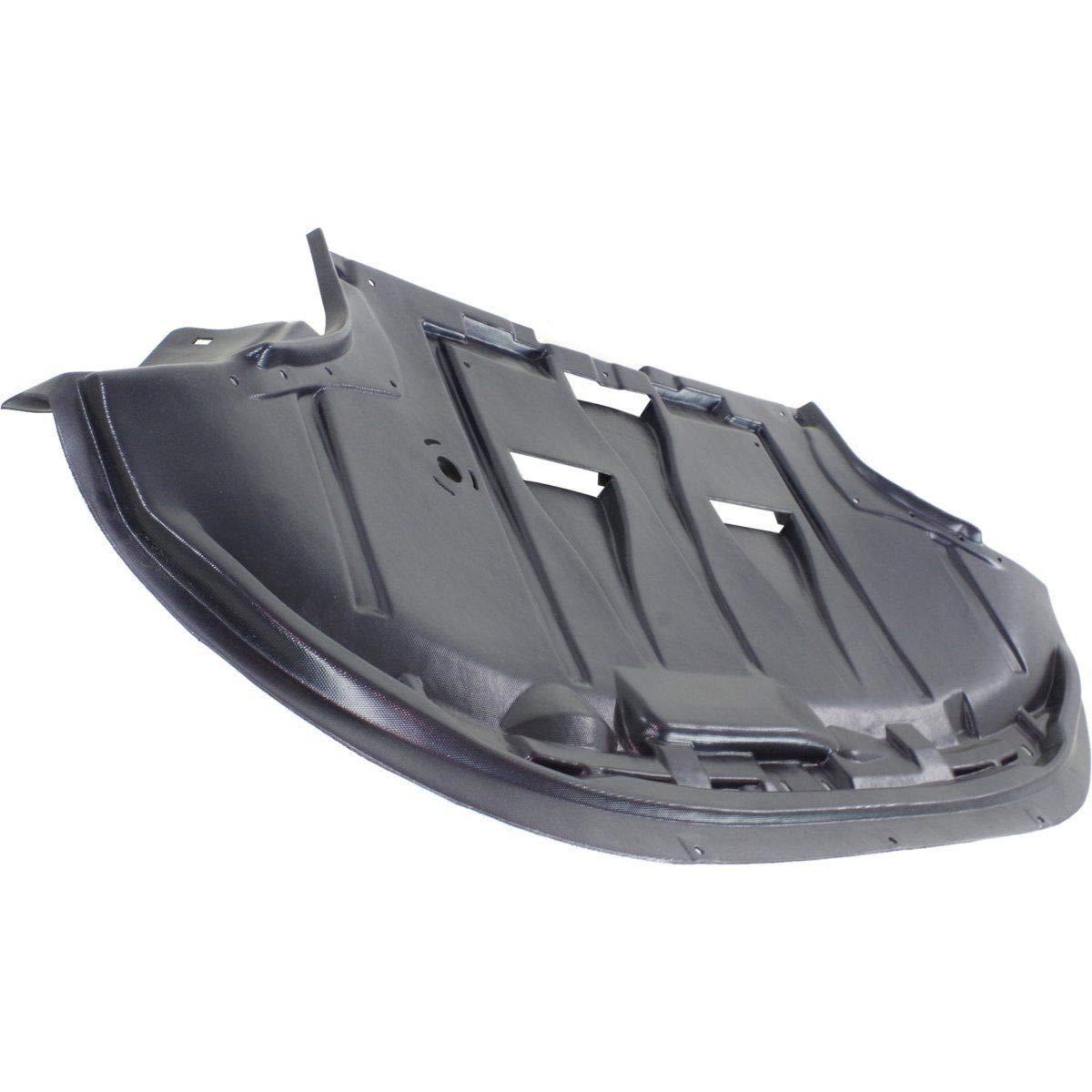 Garage-Pro Front Engine Splash Shield for AUDI A6 QUATTRO 2005-2011 Under Cover 3.0L//3.2L//4.2L Eng.