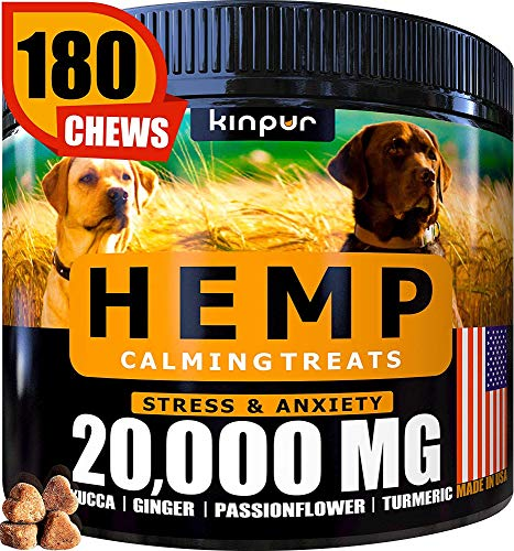 Kinpur Hemp Dog Chews