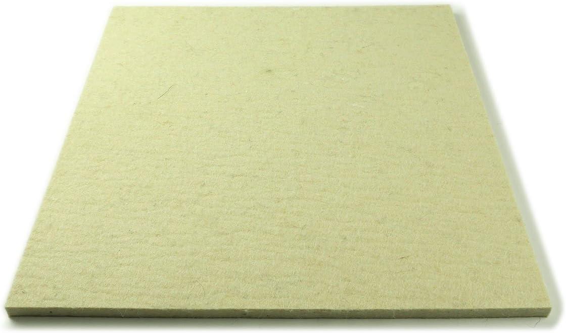 1m = € 0,23 nastro feltro//wollschnur 30m x 10mm Marrone Feltro cordino dekoband