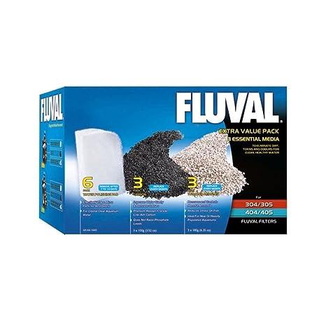Fluval Filter 305 Medium-Pack