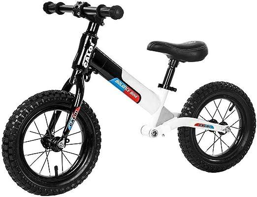 Sgfccyl Bicicleta for niños | Bicicleta equilibrada | Silla de ...