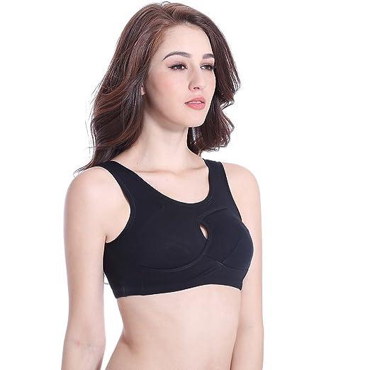 fd586f6b59748 CMrtew Fashion Womens Seamless Pregnant Nursing Bra Sports Yoga Sleeping  Bralette 100% Breathable