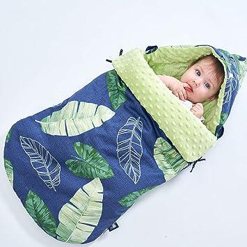 Saco de Dormir para bebés, algodón, Primavera y otoño, antipatía para bebés,