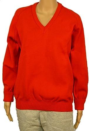 style top magasin offrir des rabais & enfant garçon fille Rouge 100% acrylique Pull en tricot à ...