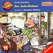 Der Jade-Elefant (Kommissar Kugelblitz 11) | Ursel Scheffler