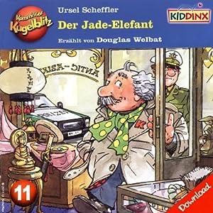 Der Jade-Elefant (Kommissar Kugelblitz 11) Hörbuch