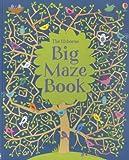 Big Maze Book (Doodling Books)