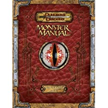By Wizards RPG Team - Premium Dungeons & Dragons 3.5 Monster Manual with Errata