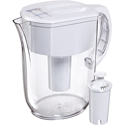 Brita 10 Cup Everyday Water Pitcher Filter Review - water filter pitcher
