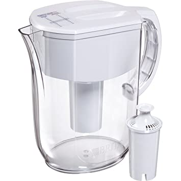 Amazon.com: Brita 10 Cup Everyday Water Pitcher with 1 Filter, BPA ...